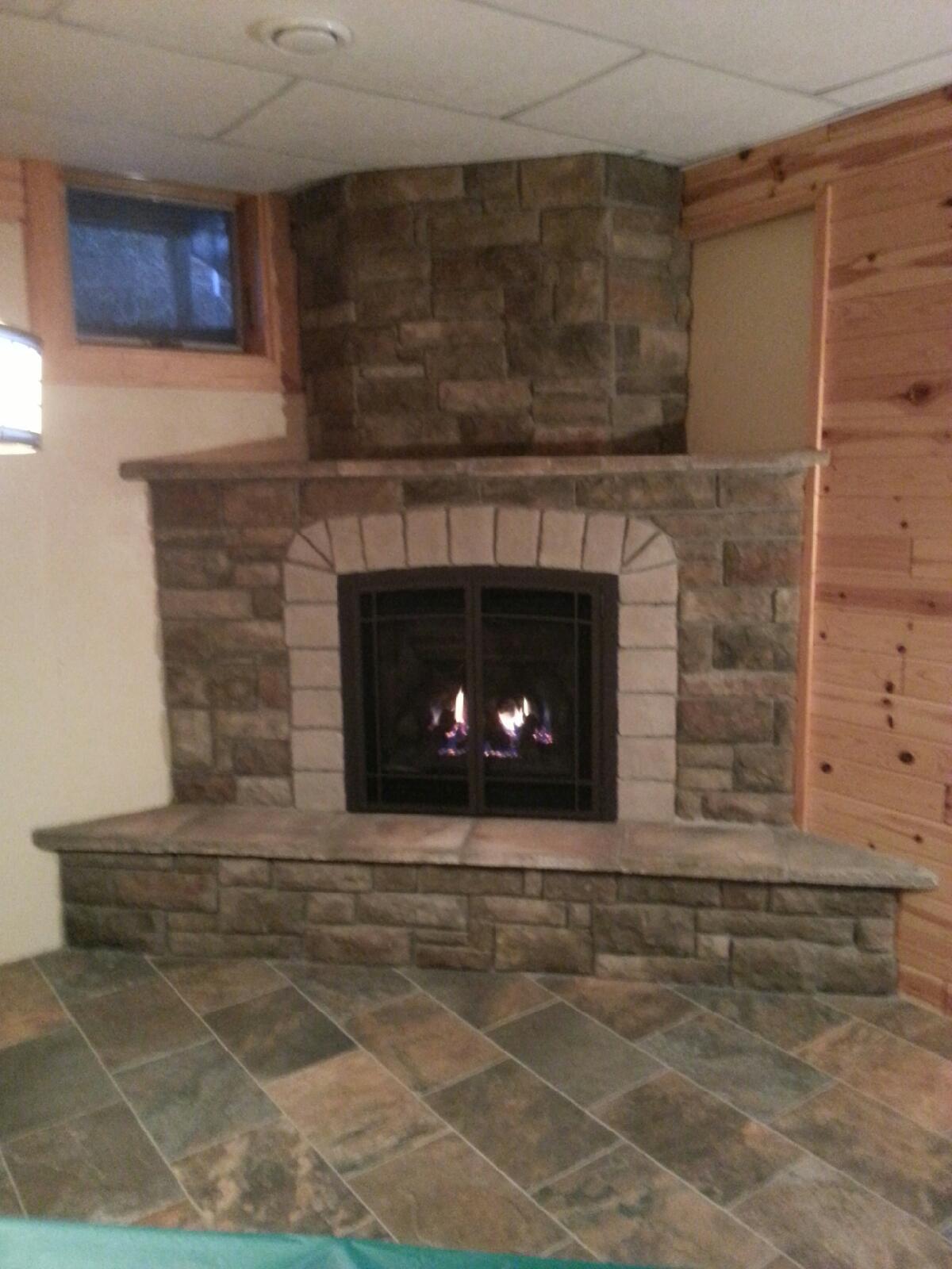 gallery sackett fireplace