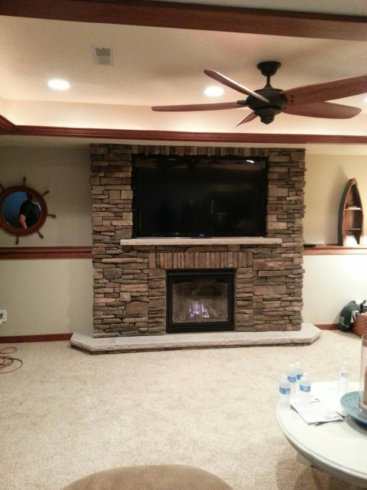 sackett brick and fireplace kalamazoo fireplaces