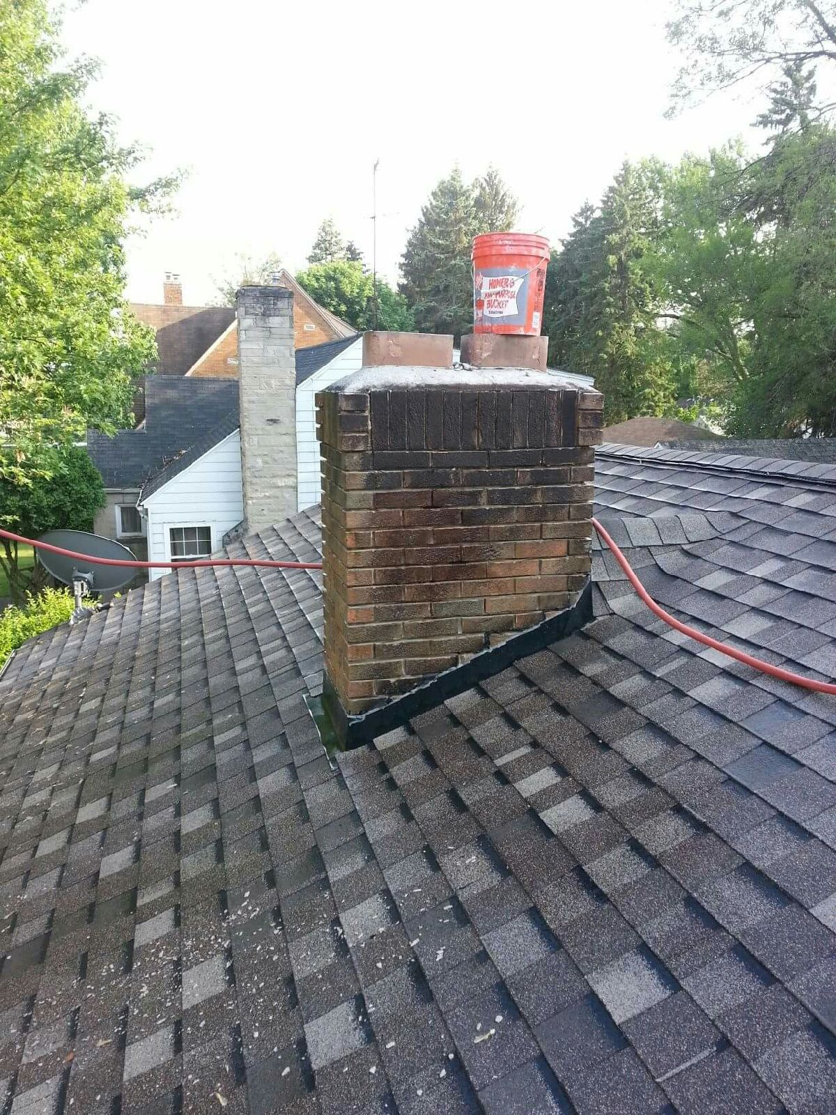 chimney cleaning and inspections sackett fireplace